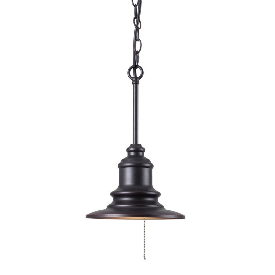 Outdoor Ceiling Light With Electrical Outlet Regarding Favorite Shop Kenroy Home Broadcast (View 4 of 20)
