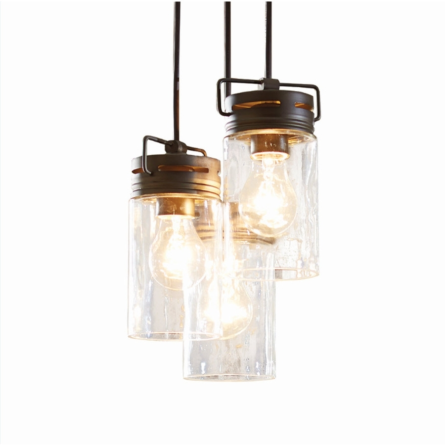 Outdoor Ceiling Lights At Lowes With 2018 Shop Pendant Lighting At Lowes (View 16 of 20)