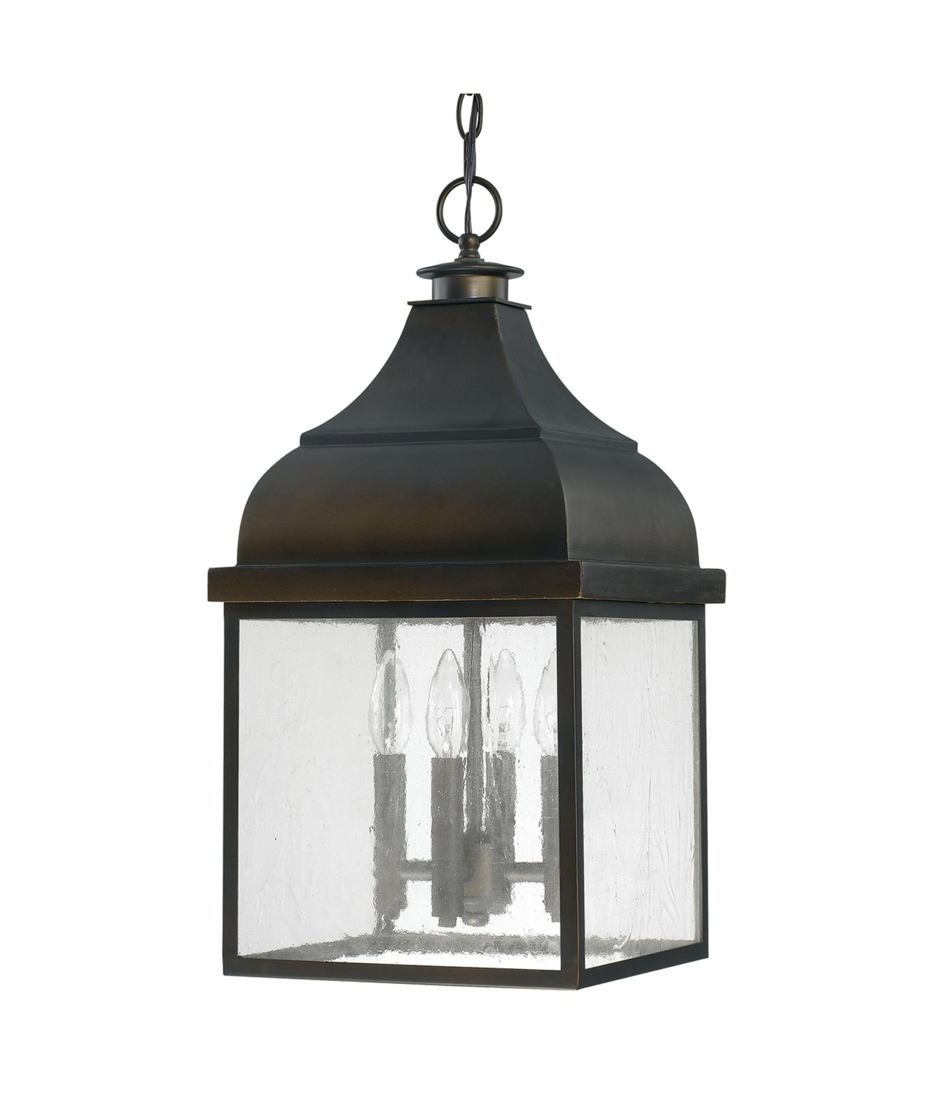 Outdoor Ceiling Lights: Hanging, Flush Mount Lights Intended For Famous Outdoor Hanging Lanterns With Stand (View 10 of 20)