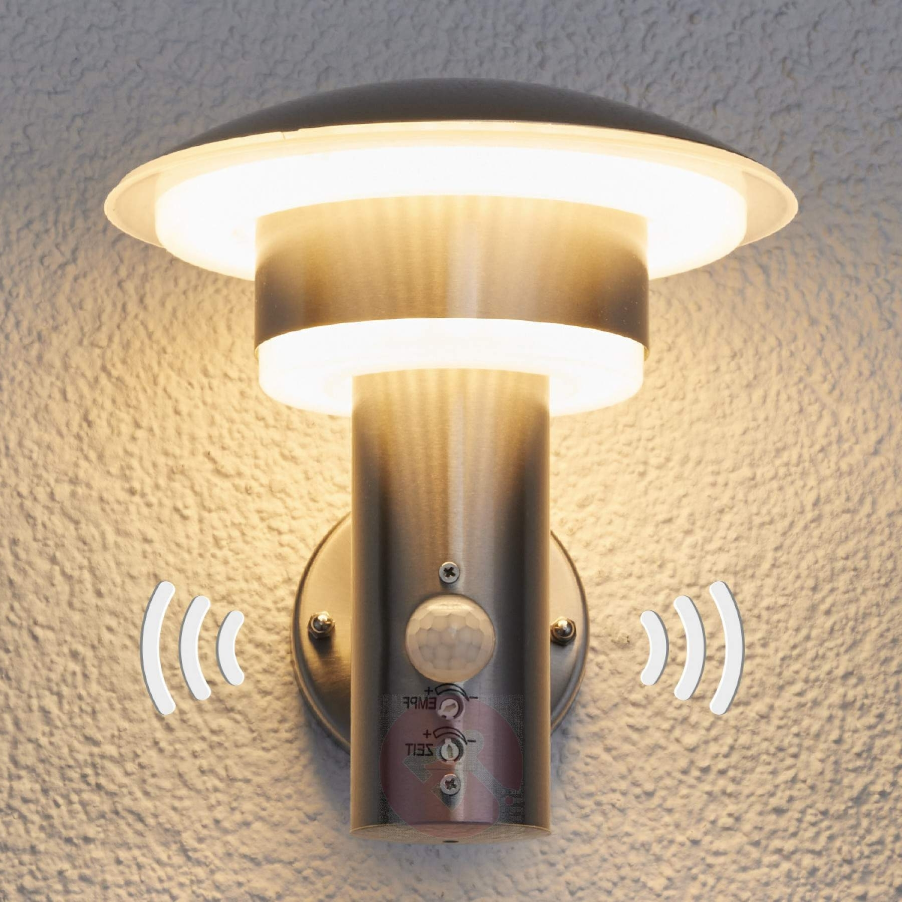Outdoor Ceiling Lights With Pir – Outdoor Designs With Regard To Newest Outdoor Ceiling Pir Lights (View 8 of 20)