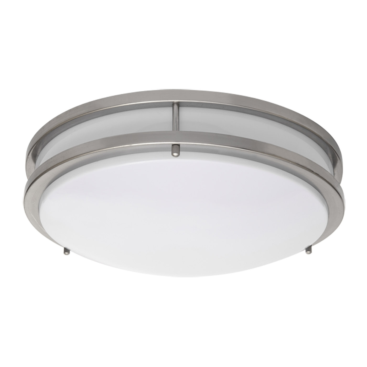 Outdoor Ceiling Mount Led Lights Pertaining To Most Popular Light : Led Ceiling Light Fixture Amax Lighting Fixtures Two Ring (View 13 of 20)