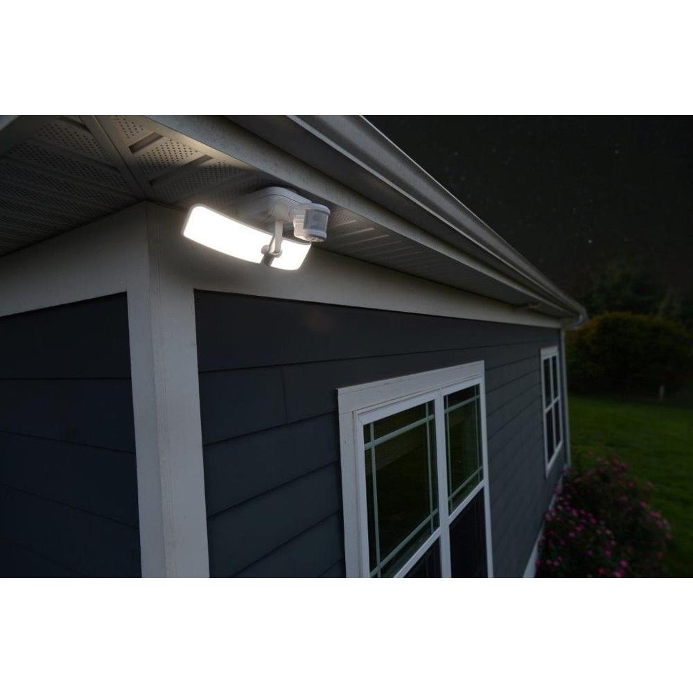 Outdoor Ceiling Mounted Security Lights With Regard To 2018 Outdoor Security Light Installation Pros In Colorado (View 17 of 20)