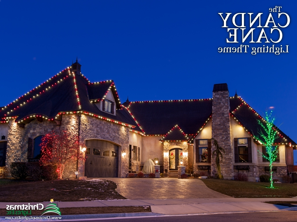 Outdoor Christmas Within Trendy Hanging Outdoor Christmas Lights In Roof (View 2 of 20)
