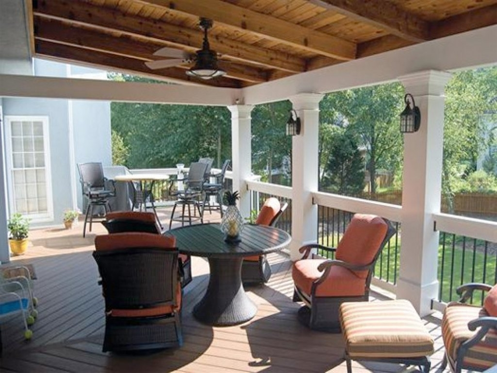 Outdoor Deck Ceiling Lights Intended For Most Recently Released Outdoor Porch Ceiling Fans Living Room Idea Ceiling Lighting Deck (View 11 of 20)