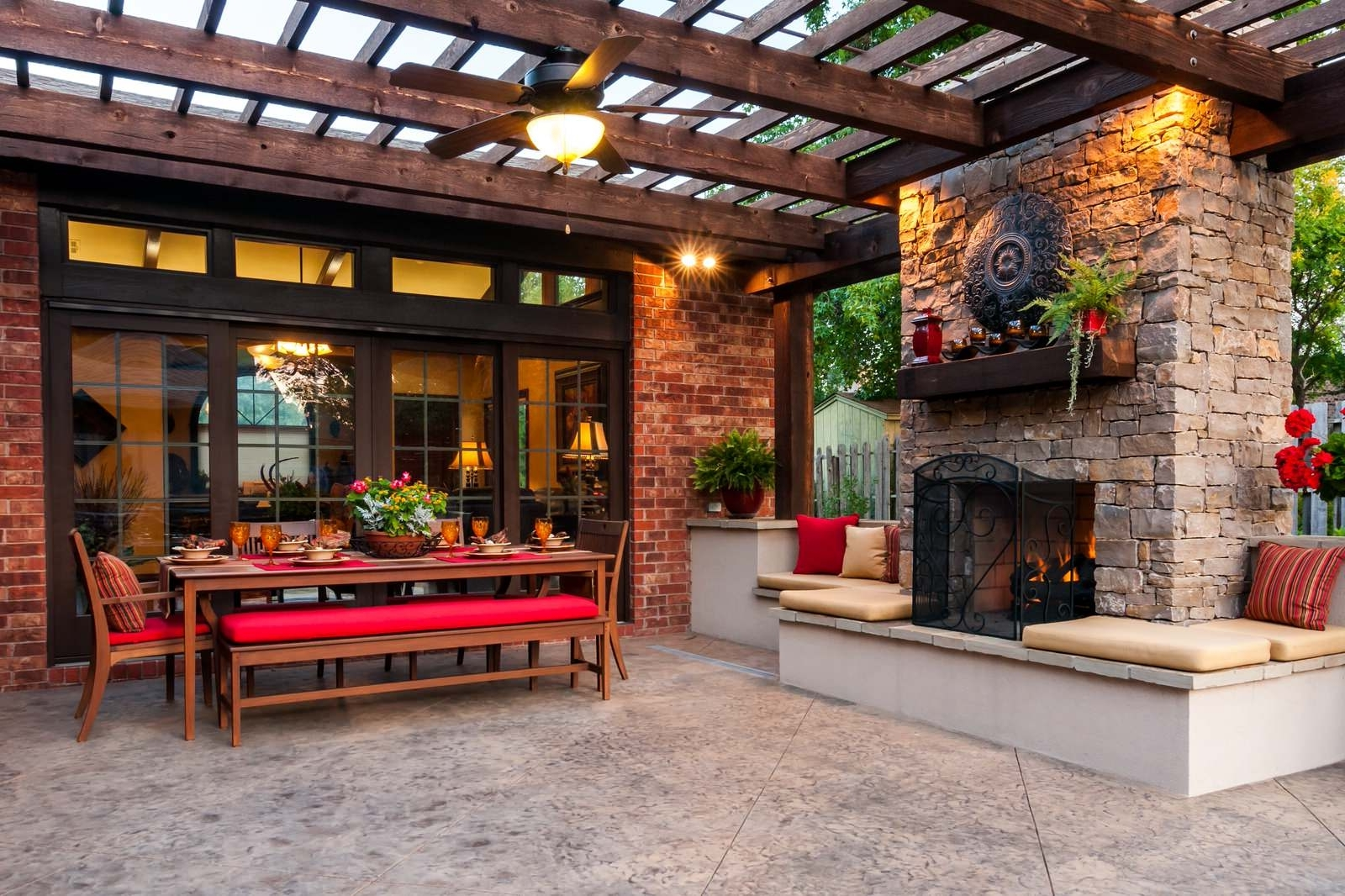 Outdoor Deck Ceiling Lights With Favorite Outdoor Porch Ceiling Lights (View 6 of 20)