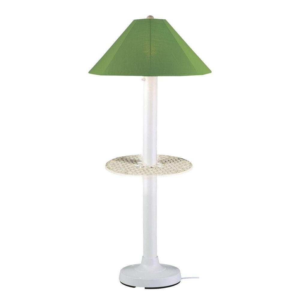Outdoor Floor Lamp Outdoor Solar Table Lamps Outdoor Lamps Amazon Pertaining To Trendy Outdoor Ceiling Lights At Amazon (View 20 of 20)