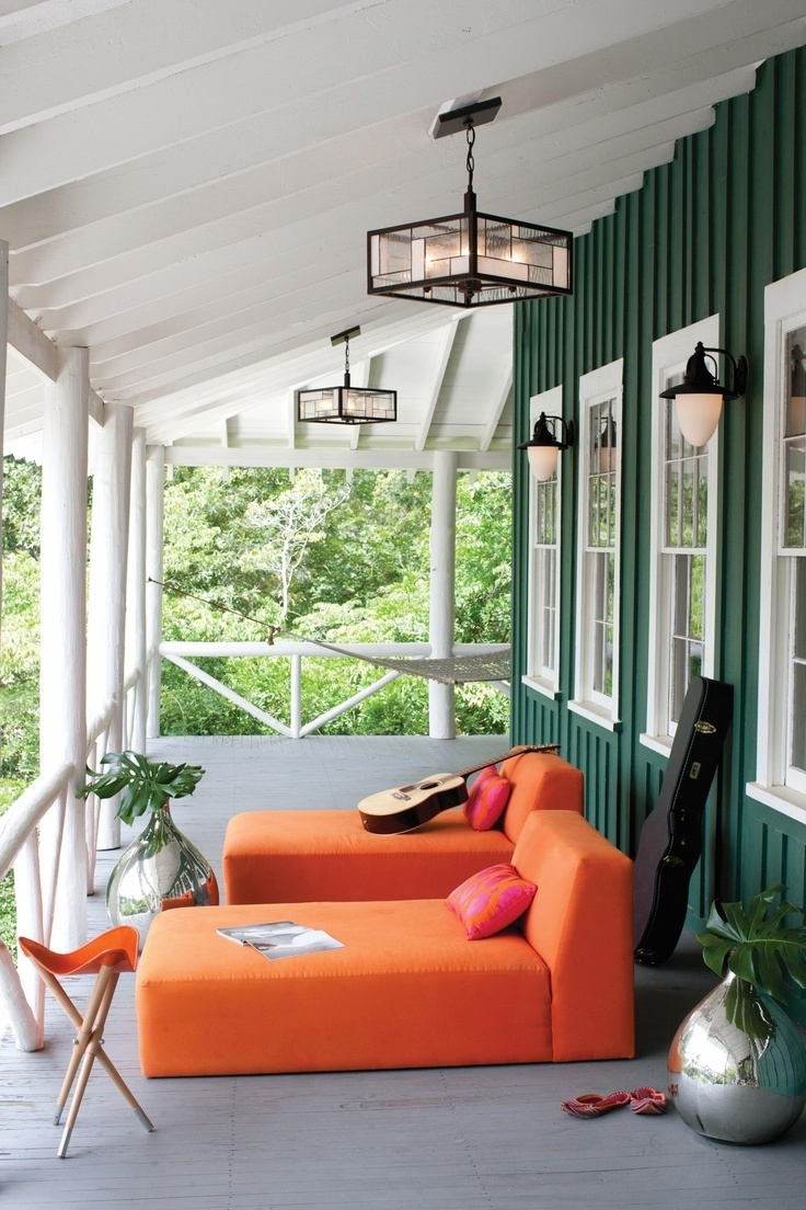 Outdoor Front Porch Ceiling Lights Pertaining To Most Up To Date 91 Best Outdoor Lighting Ideas Images On Pinterest (View 12 of 20)