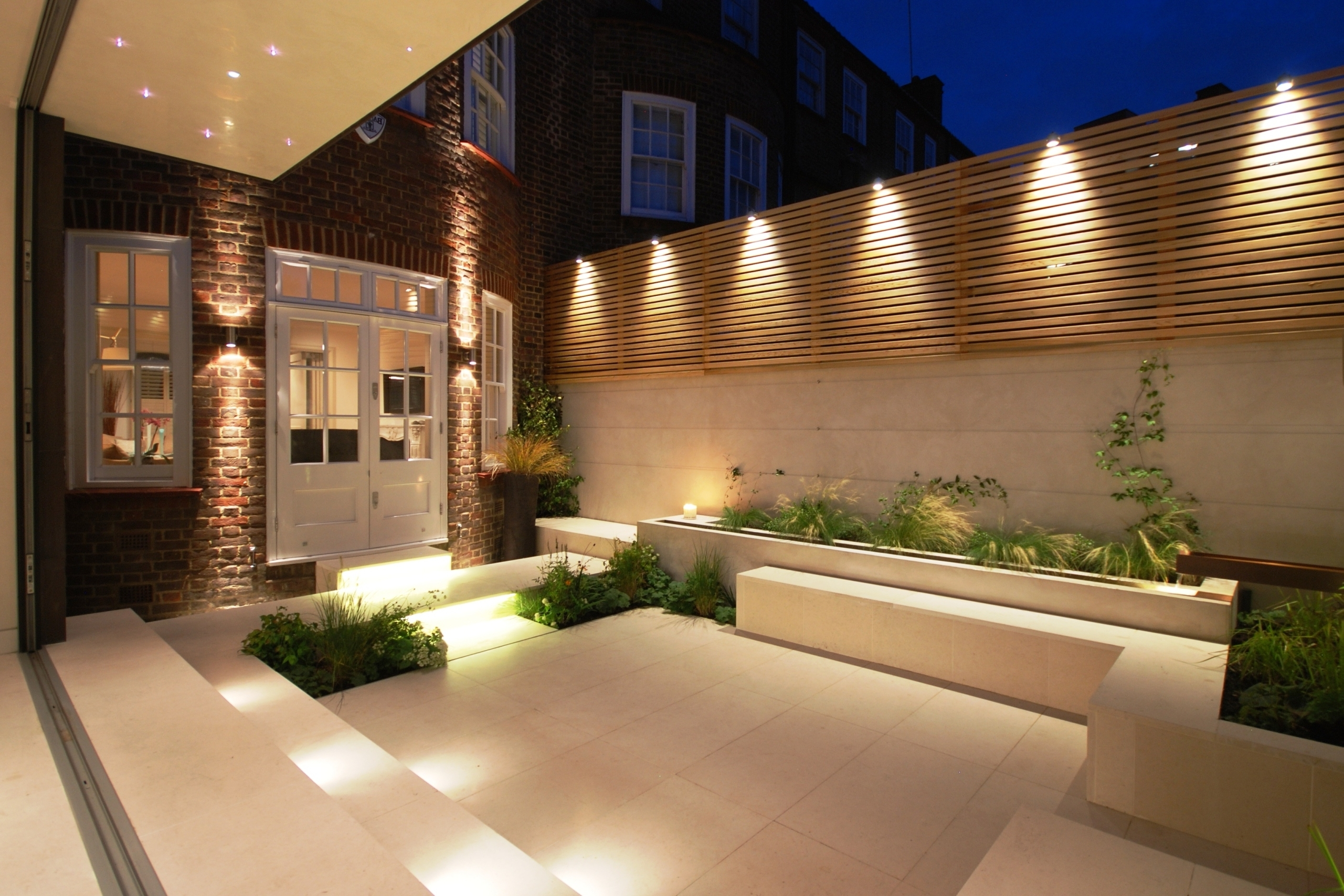 Outdoor Garden Lighting – Coryc With Well Known Garden Outdoor Wall Lights (View 3 of 20)