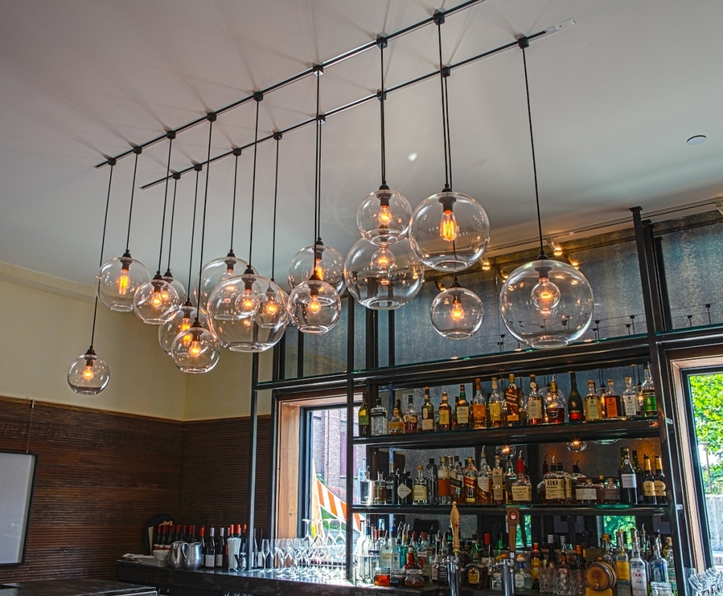 Outdoor Hanging Bar Lights Inside Most Up To Date Pendant Lighting Ideas (View 4 of 20)