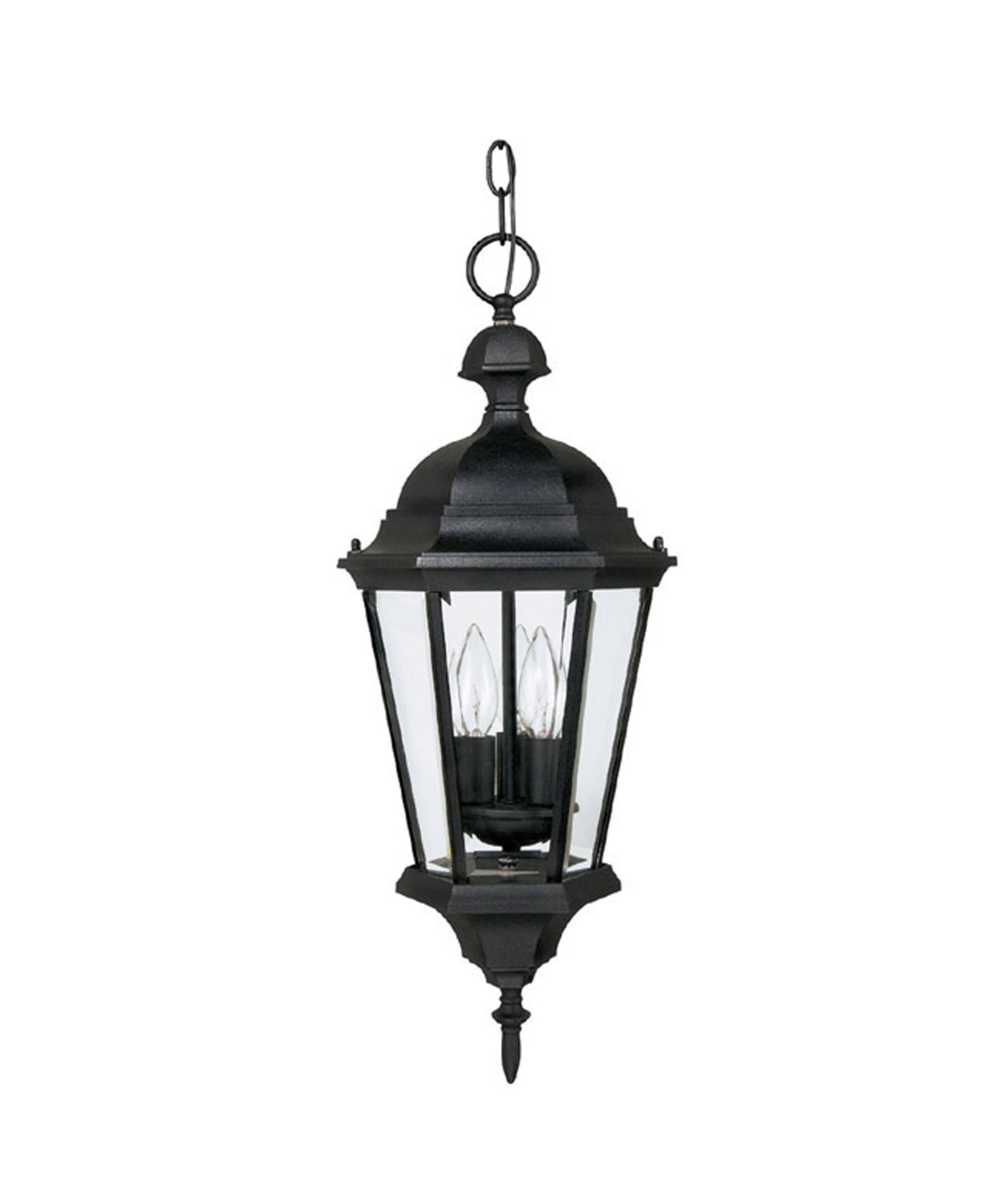 Featured Photo of Outdoor Hanging Carriage Lights