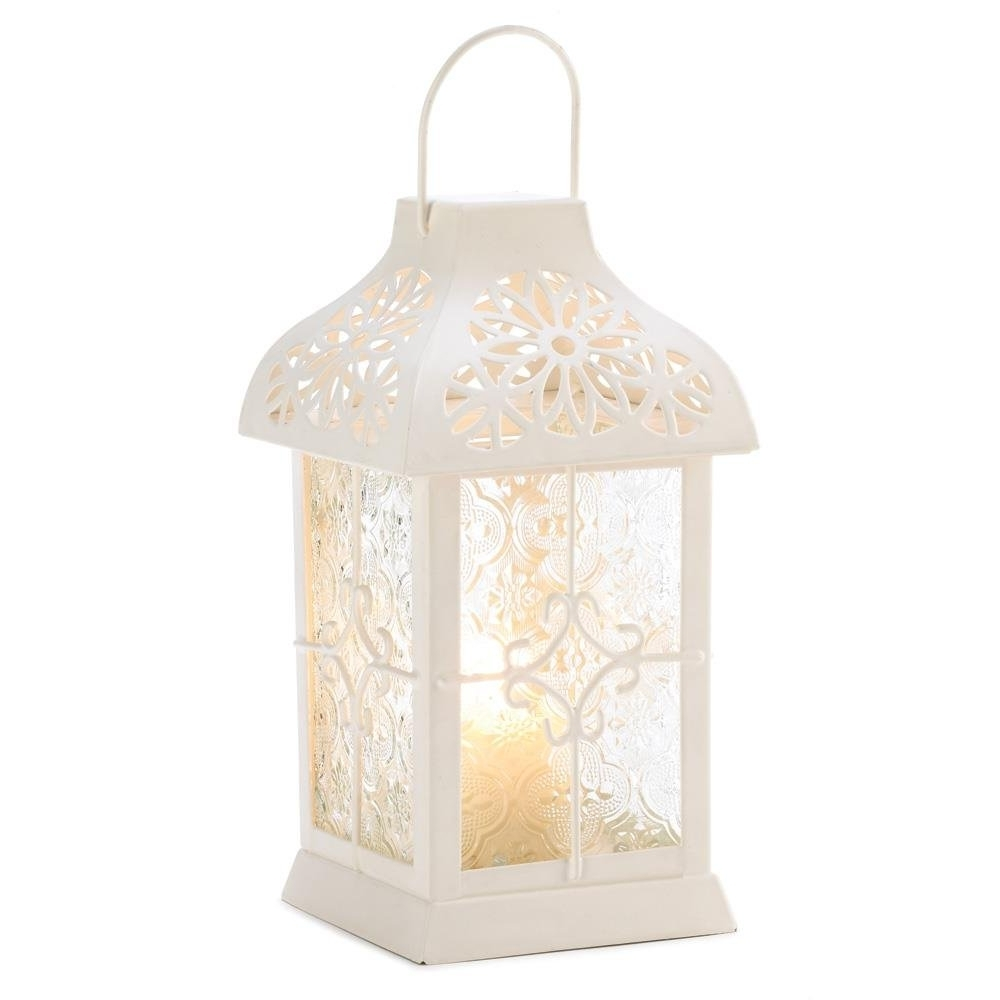 Outdoor Hanging Decorative Lanterns Inside Newest Floor Lanterns, Daisy Gazebo Metal Decorative Patio Rustic Outdoor (View 13 of 20)