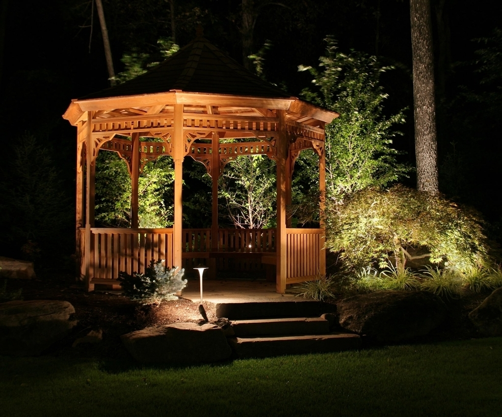 Outdoor Hanging Gazebo Lights Pertaining To Famous Appealing Large Outdoor Light Fixtures Large Outdoor Hanging Lights (View 13 of 20)
