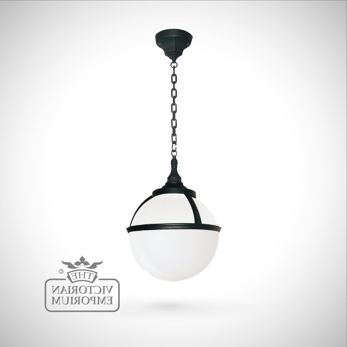 Outdoor Hanging Globe Lanterns With Regard To Current Buy Globe Chain Lantern, Exterior Ceiling Lights – Spherical Outdoor (View 10 of 20)