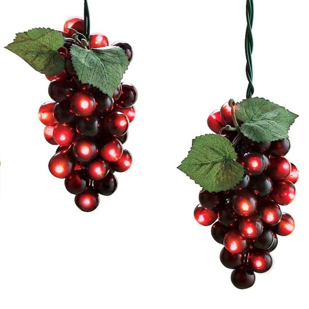Featured Photo of Outdoor Hanging Grape Lights