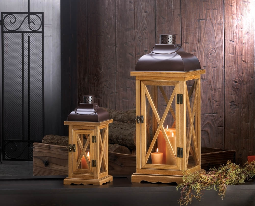 Outdoor Hanging Lanterns For Wedding With Preferred Wedding Decoration Hanging Candle Lanterns – Matt And Jentry Home Design (View 16 of 20)