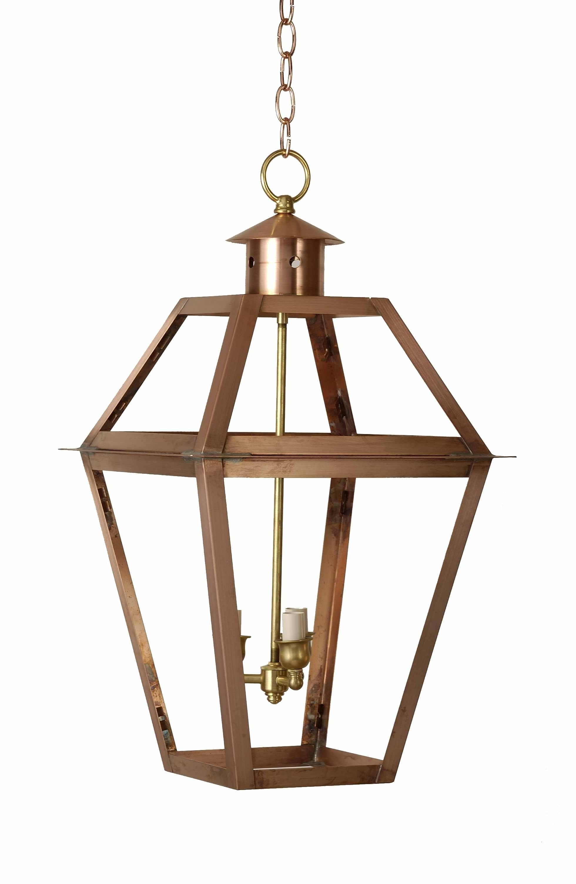 Outdoor Hanging Lanterns For Well Known Charleston Chain Mount Outdoor Lantern – Hanging Lanterns – Outdoor (View 20 of 20)
