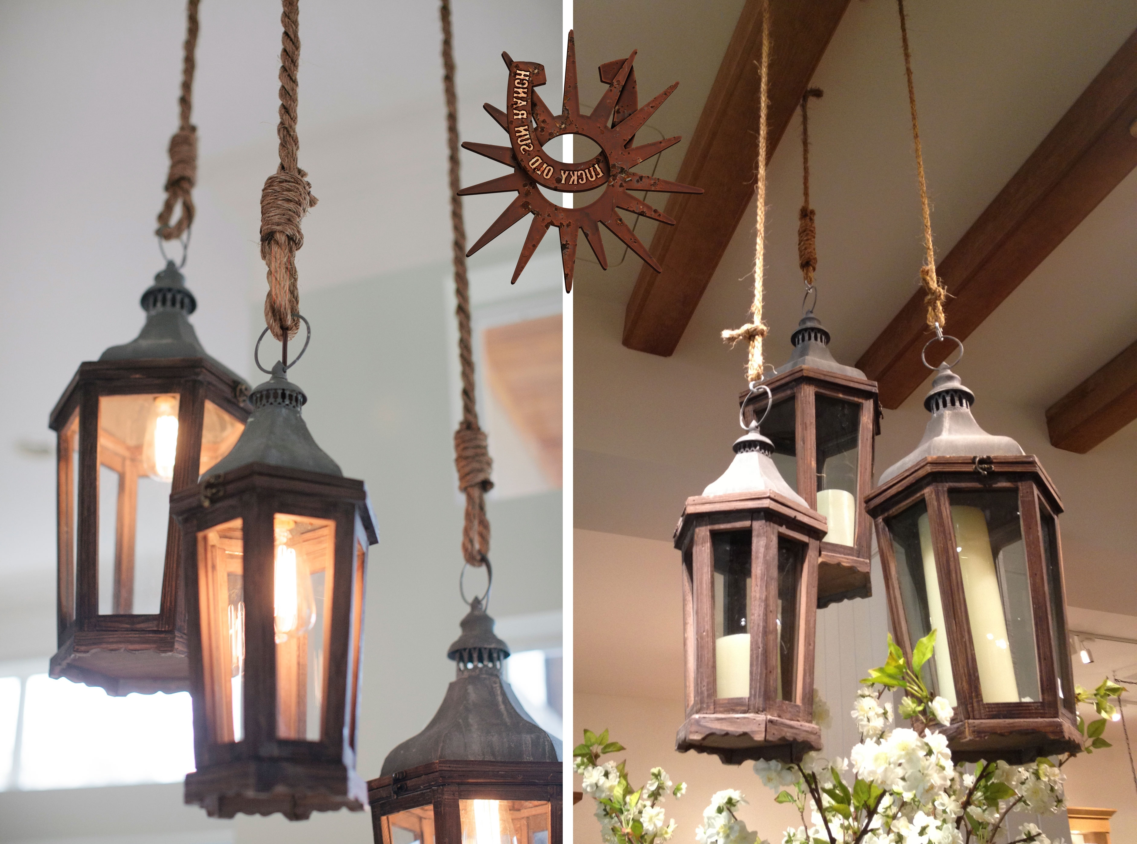 Outdoor Hanging Lanterns Inside Well Known Pottery Barn Outdoor Hanging Lanterns – Outdoor Designs (View 11 of 20)
