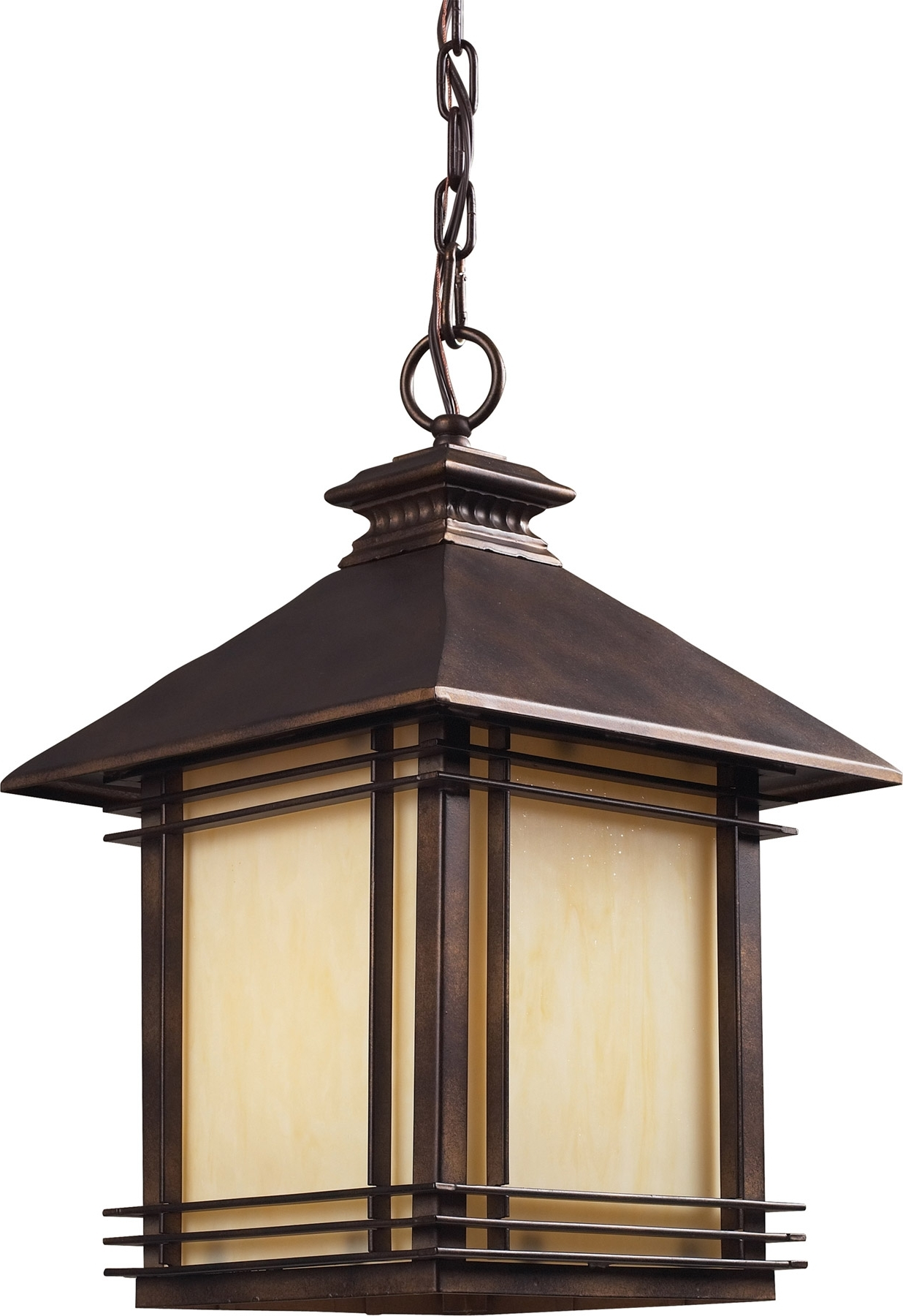 Outdoor Hanging Lanterns With Battery Operated Within Current Lighting 42103/1 Blackwell Outdoor Hanging Lantern (View 13 of 20)