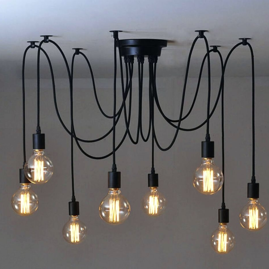 Outdoor Hanging Lanterns With Battery Operated Within Favorite Ceiling Fans : Large Size Of Chandelierbattery Powered Hanging (View 14 of 20)