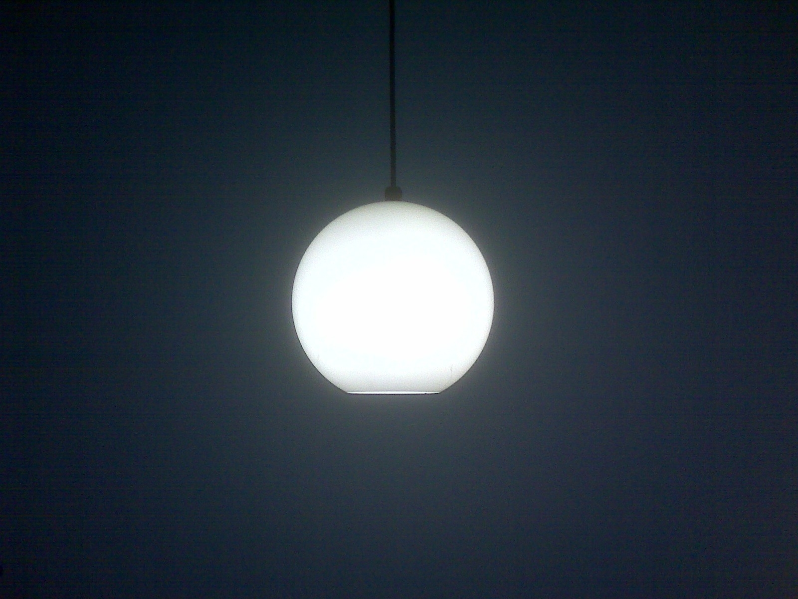 Outdoor Hanging Orb Light (View 9 of 20)