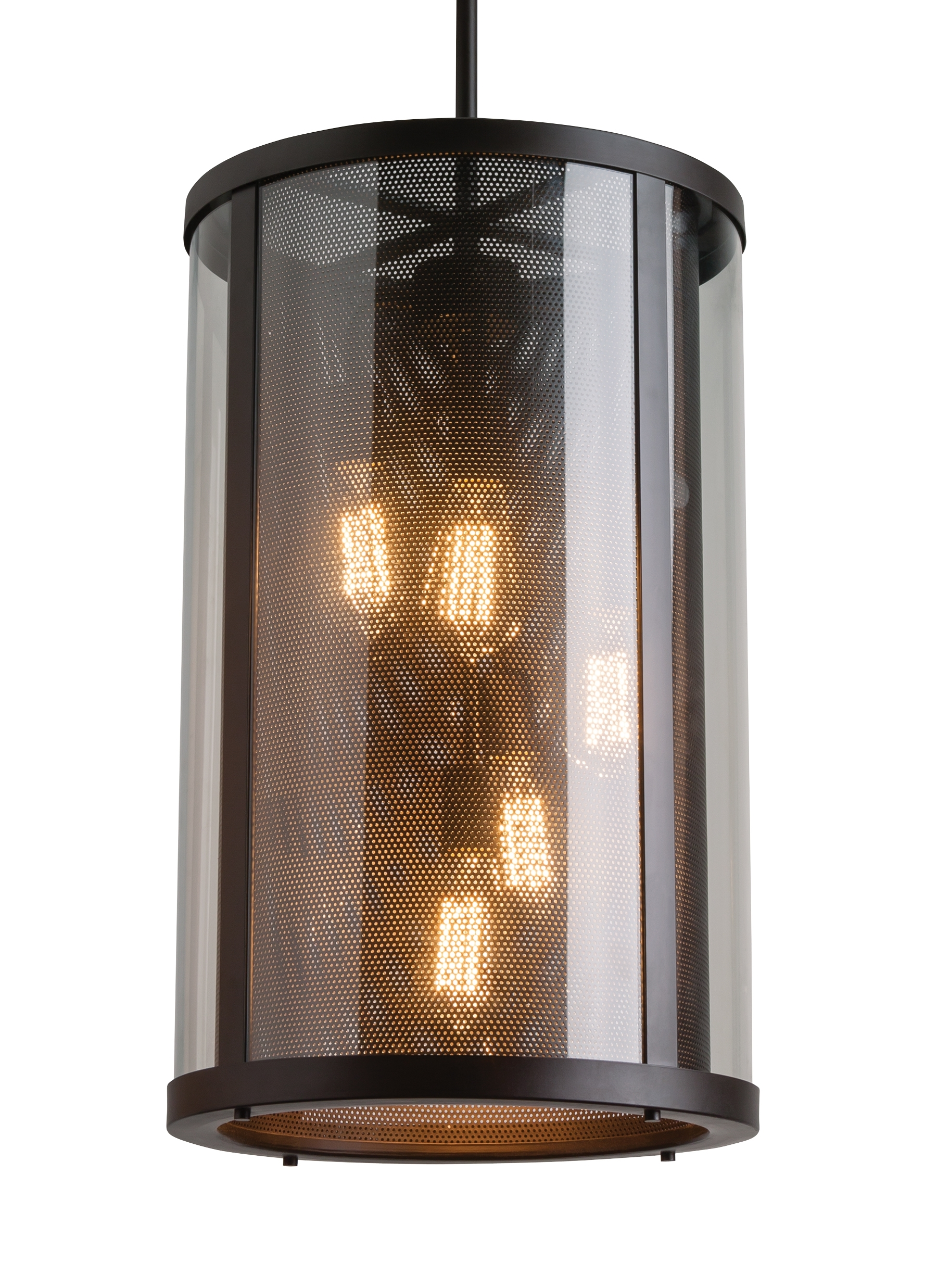 Outdoor Hanging Orb Lights For Most Popular Ol12014Orb,5 – Light Bluffton Outdoor Hanging,oil Rubbed Bronze (View 10 of 20)
