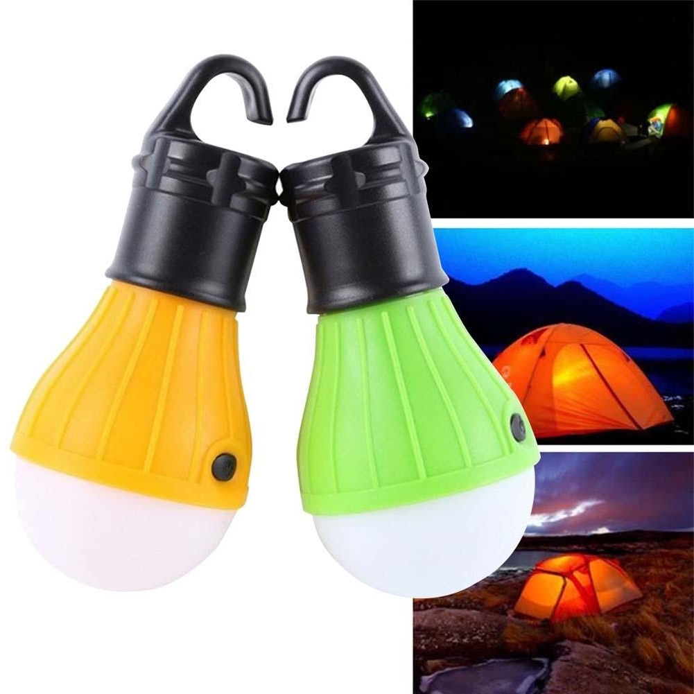Outdoor Hanging Plastic Lanterns In Famous Outdoor Hanging 3X Q5 Led Camping Lantern Soft Light Led Camp Lights (View 7 of 20)