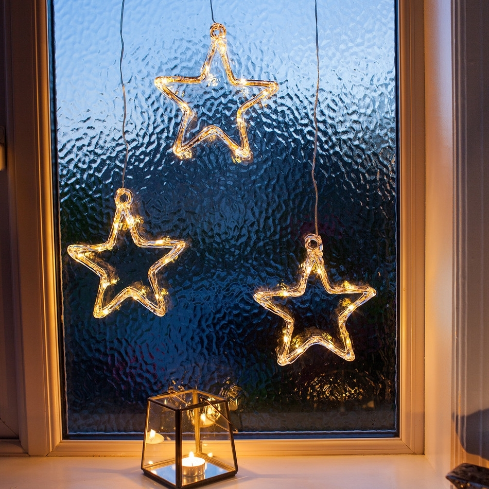 Outdoor Hanging Star Lights With Regard To Favorite Nice Design Ideas Hanging Star Christmas Lights Outdoor Outside (View 8 of 20)