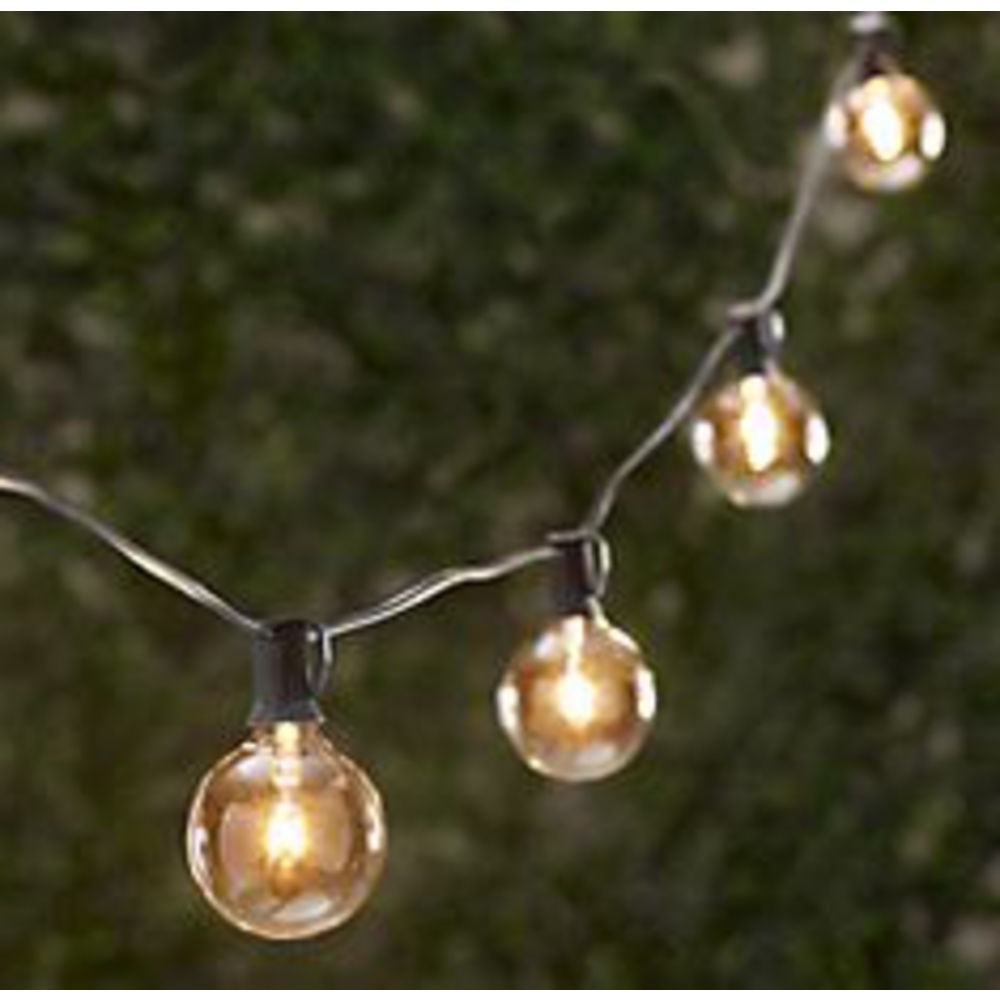Outdoor Hanging String Light Bulbs With Regard To Well Known How To Hang Outdoor String Lights – Flip The Switch (View 14 of 20)