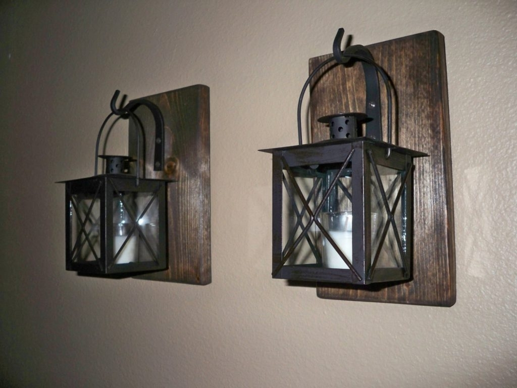 Outdoor Hanging Wall Lanterns For Preferred Cool Design Ideas Hanging Wall Lanterns Together With Product  (View 8 of 20)