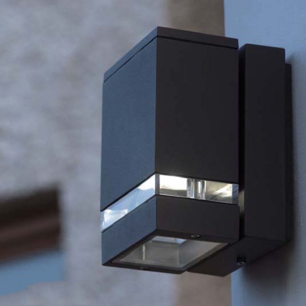 Outdoor Led Wall Lighting Regarding Trendy 37 Photocell Outdoor Led Wall Sconces Modern, Fvtled 20Pcs/lot (View 8 of 20)
