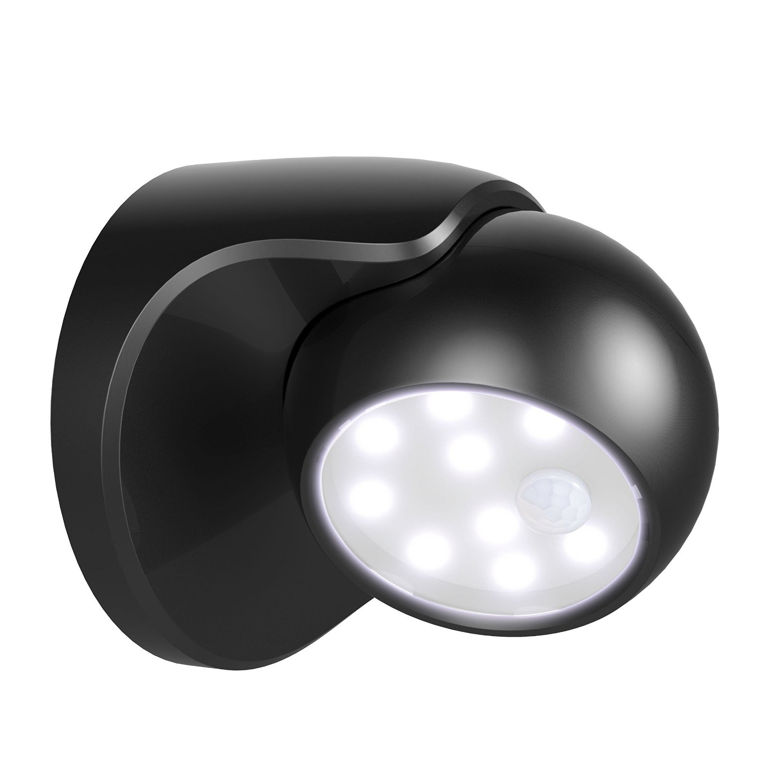 Outdoor Lighting: Amusing Outdoor Ceiling Sensor Light Best Outdoor Within Well Liked Battery Operated Outdoor Lights At Wayfair (View 15 of 20)