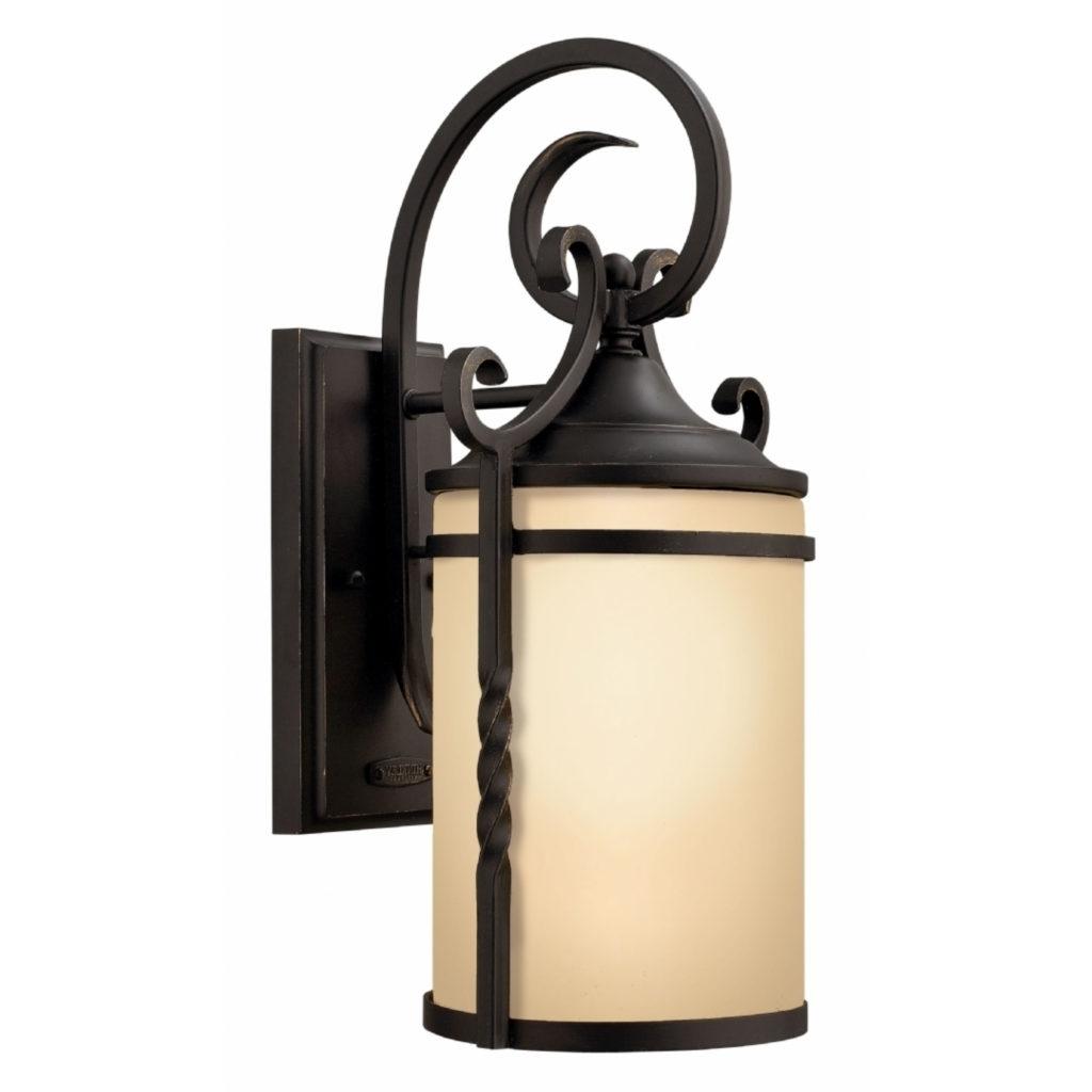 Outdoor Lighting Fixtures At Wayfair With Recent Wayfair Outdoor Lighting Digihome Outdoor Light Lantern (View 10 of 20)