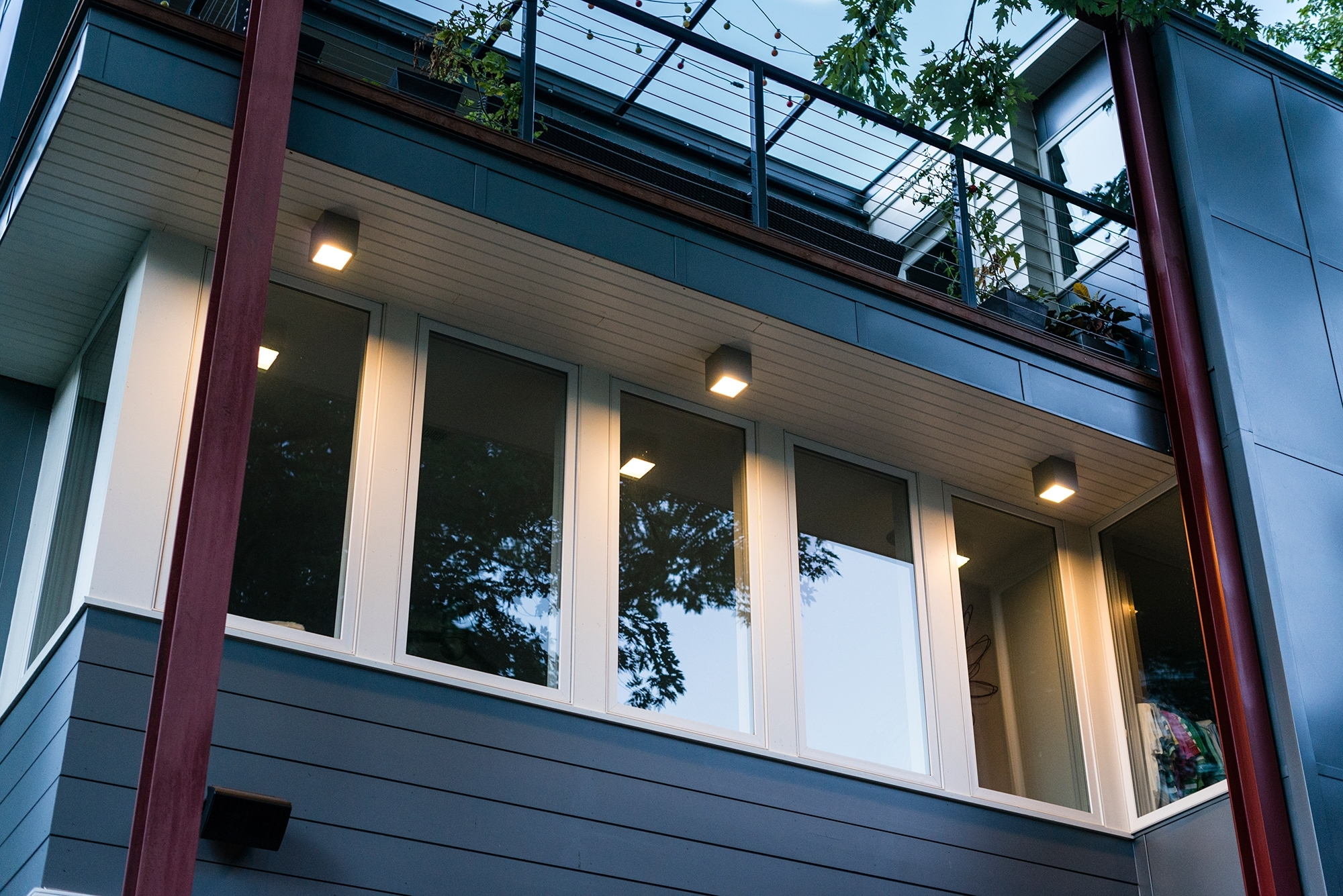 Outdoor Lighting In Contemporary Outdoor Ceiling Lights (View 15 of 20)