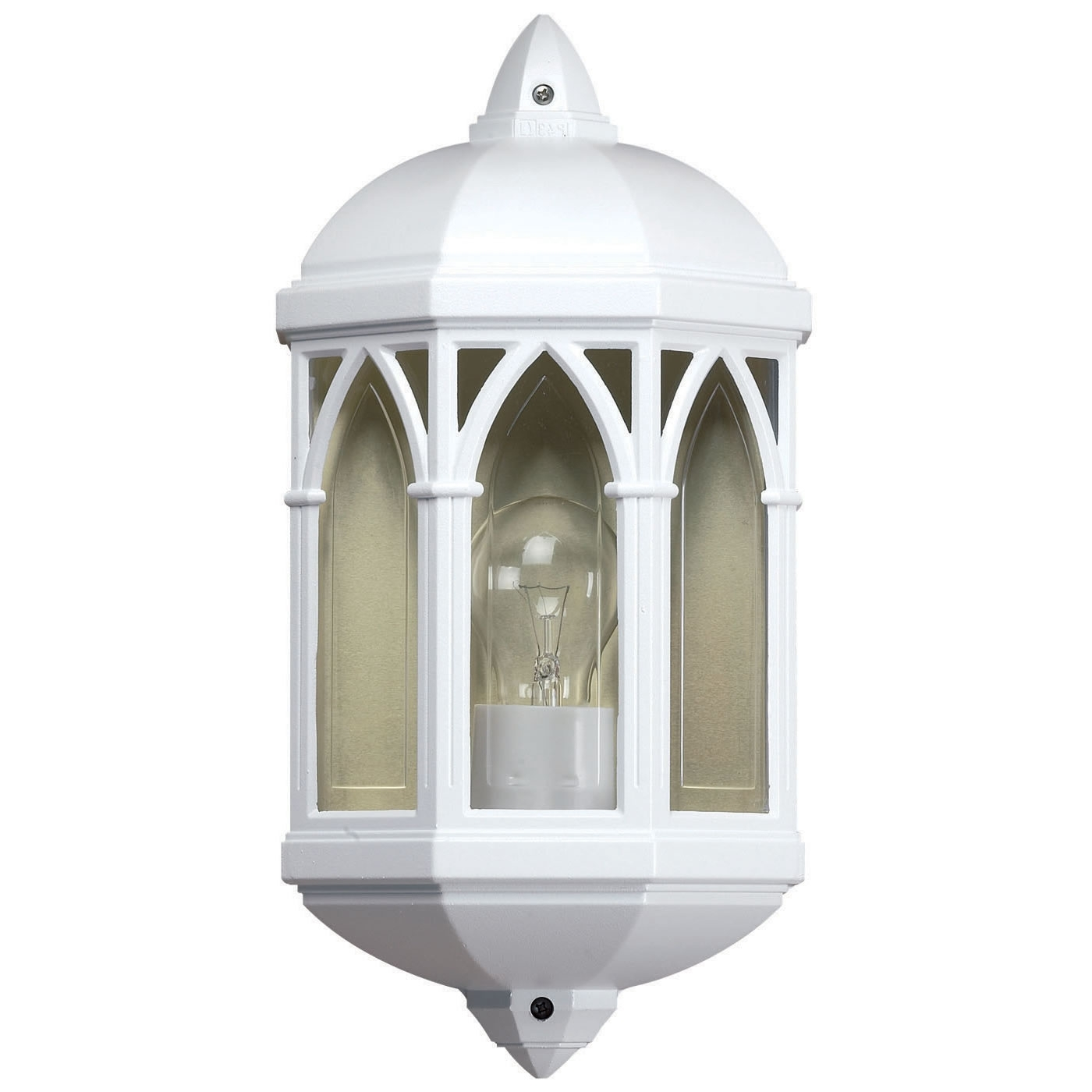Outdoor Lighting: Inspiring White Outdoor Light Fixtures White With Regard To Most Recent Outdoor Ceiling Lights At Amazon (View 17 of 20)
