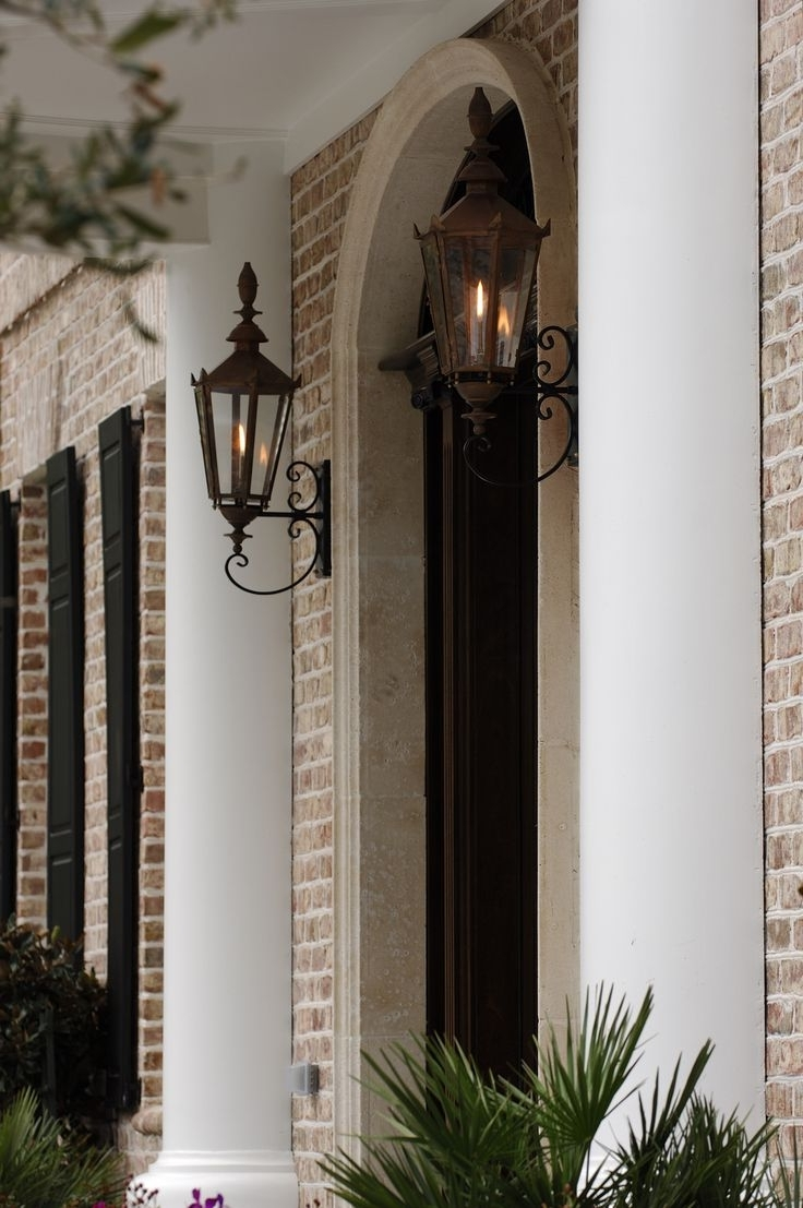 Outdoor Lighting Intended For Current Outdoor Wall Gas Lights (View 13 of 20)