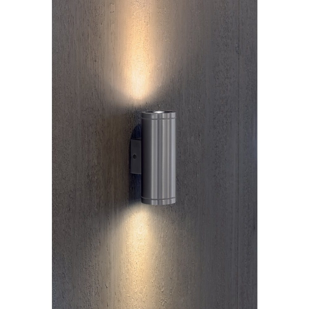 Outdoor Lighting: Outstanding Led Exterior Wall Lights Outdoor Wall Within Most Popular Outdoor Led Wall Lighting (View 15 of 20)