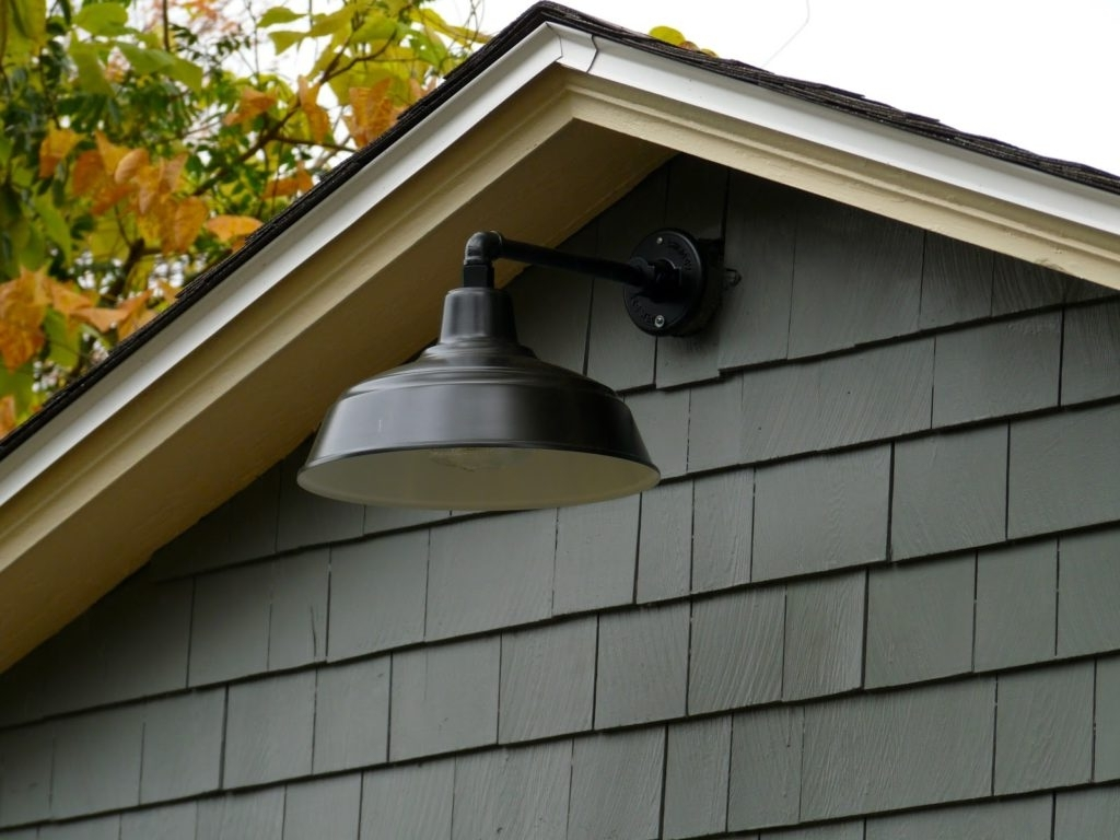 Outdoor Lighting: Pottery Barn Outdoor Wall Lights Amazing Pottery Inside Most Current Barn Outdoor Wall Lighting (View 14 of 20)