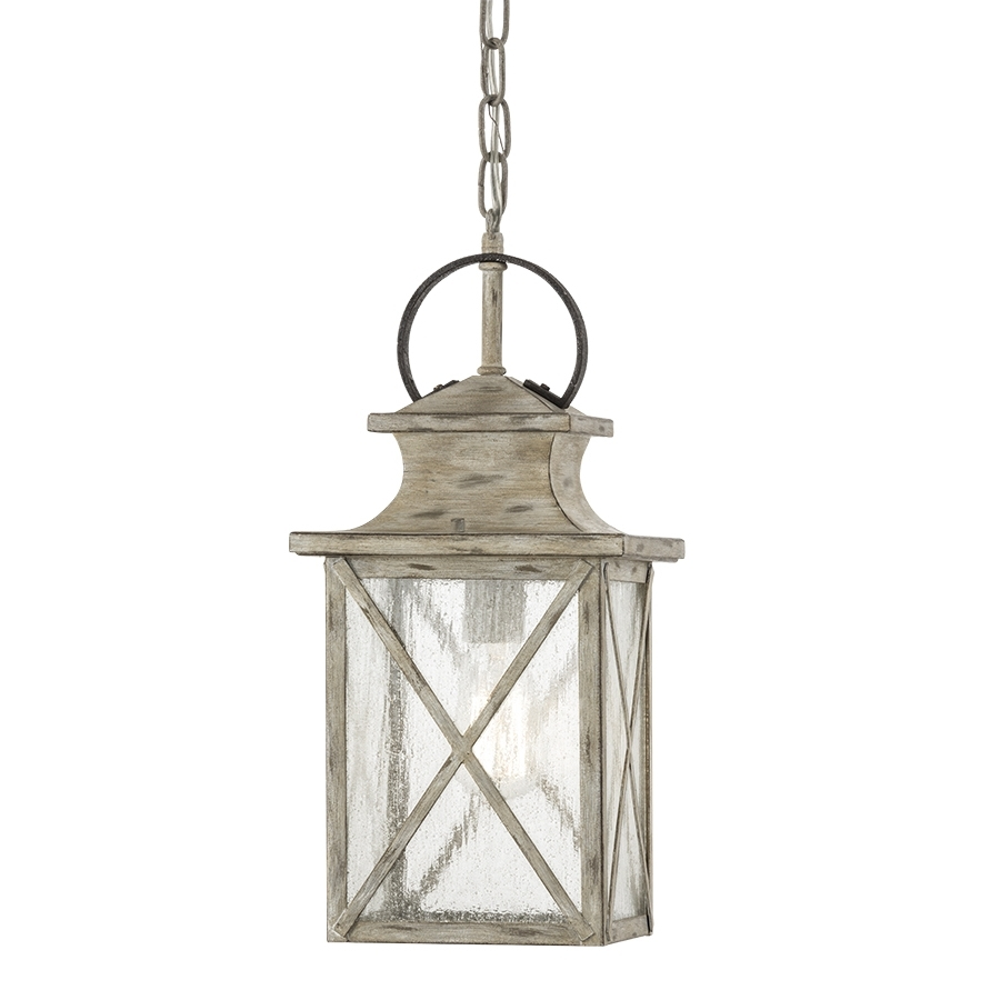 Outdoor Pendant Kichler Lighting Intended For Fashionable Shop Kichler Haven (View 6 of 20)