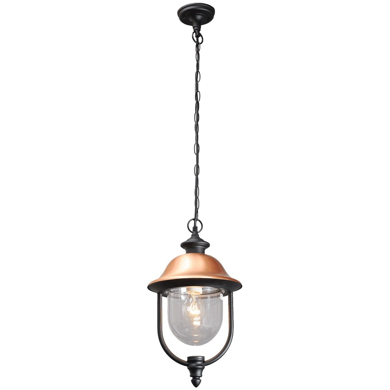 Outdoor Pendant Light Crystal Pendant Light' Brushed Nickel Mini Pertaining To Popular Outdoor Hanging Orb Lights (View 16 of 20)
