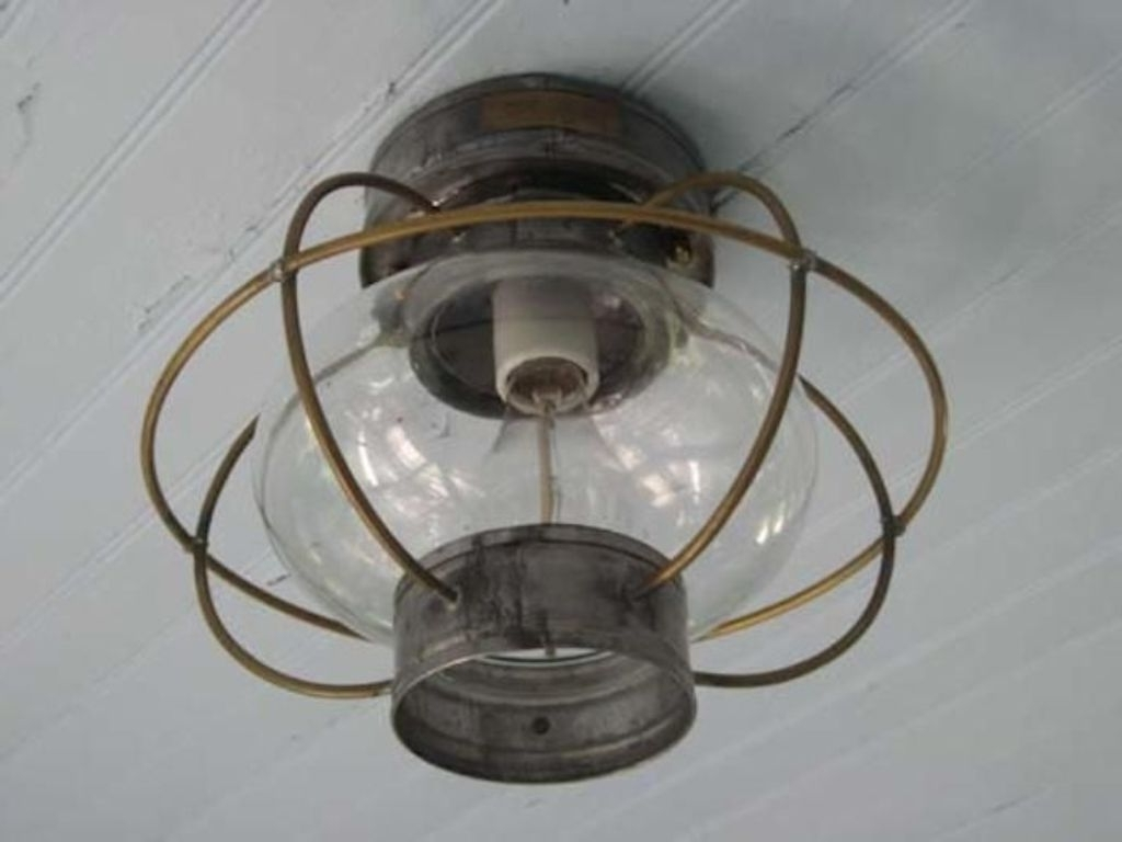 Outdoor Porch Ceiling Lights Regarding Famous Outdoor Porch Ceiling Light Fixtures Antique Brass – Karenefoley (View 3 of 20)