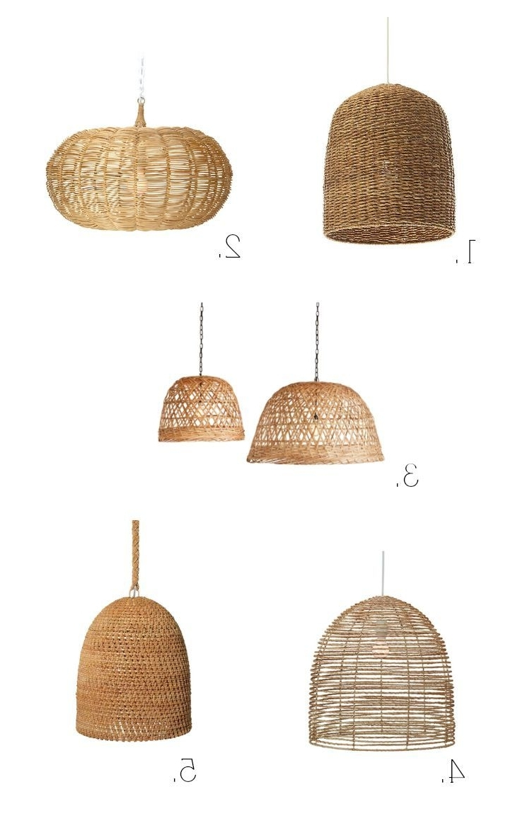 Outdoor Rattan Hanging Lights For Most Current Home Decor Ideas Official Youtube Channel's Pinterest Acount (View 4 of 20)