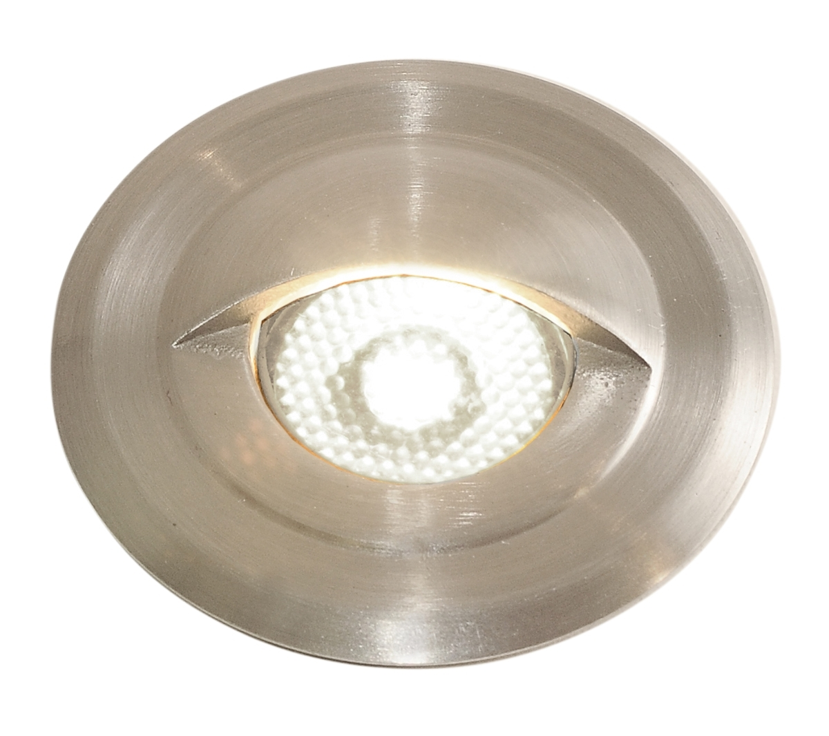 Outdoor Recessed Ceiling Lighting Fixtures With Newest Led Eyelid Trim Step Lightpureedge Lighting (View 17 of 20)