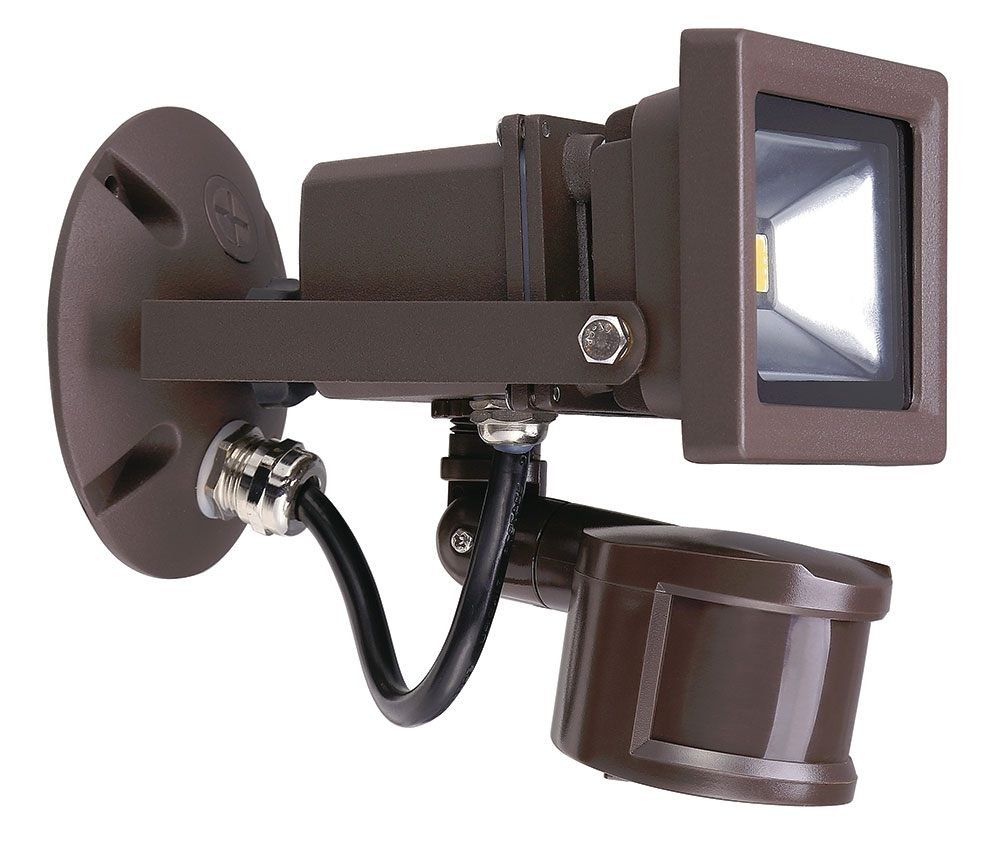 Outdoor Wall Flood Lights Pertaining To Newest Light : Perfect Outdoor Wall Mounted Flood Lights About Remodel Led (View 8 of 20)
