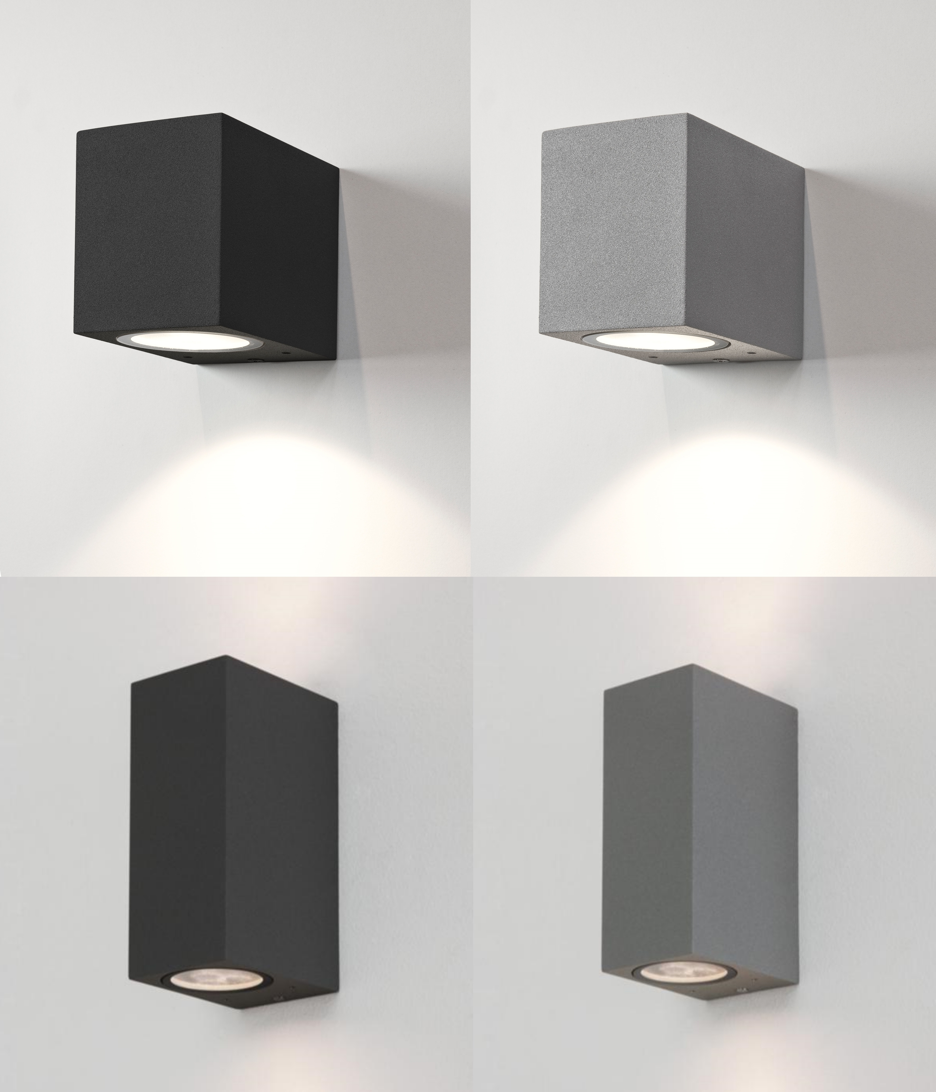 Outdoor Wall Lighting At Ebay Within 2019 Home Decor: Alluring Outdoor Wall Lights Plus Astro Chios External (View 16 of 20)