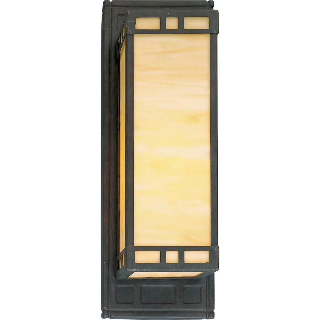 Outdoor Wall Lighting At Houzz Inside 2018 Outdoor Solar Sconce Wall Light Craluxlighting Com Commercial (View 13 of 20)