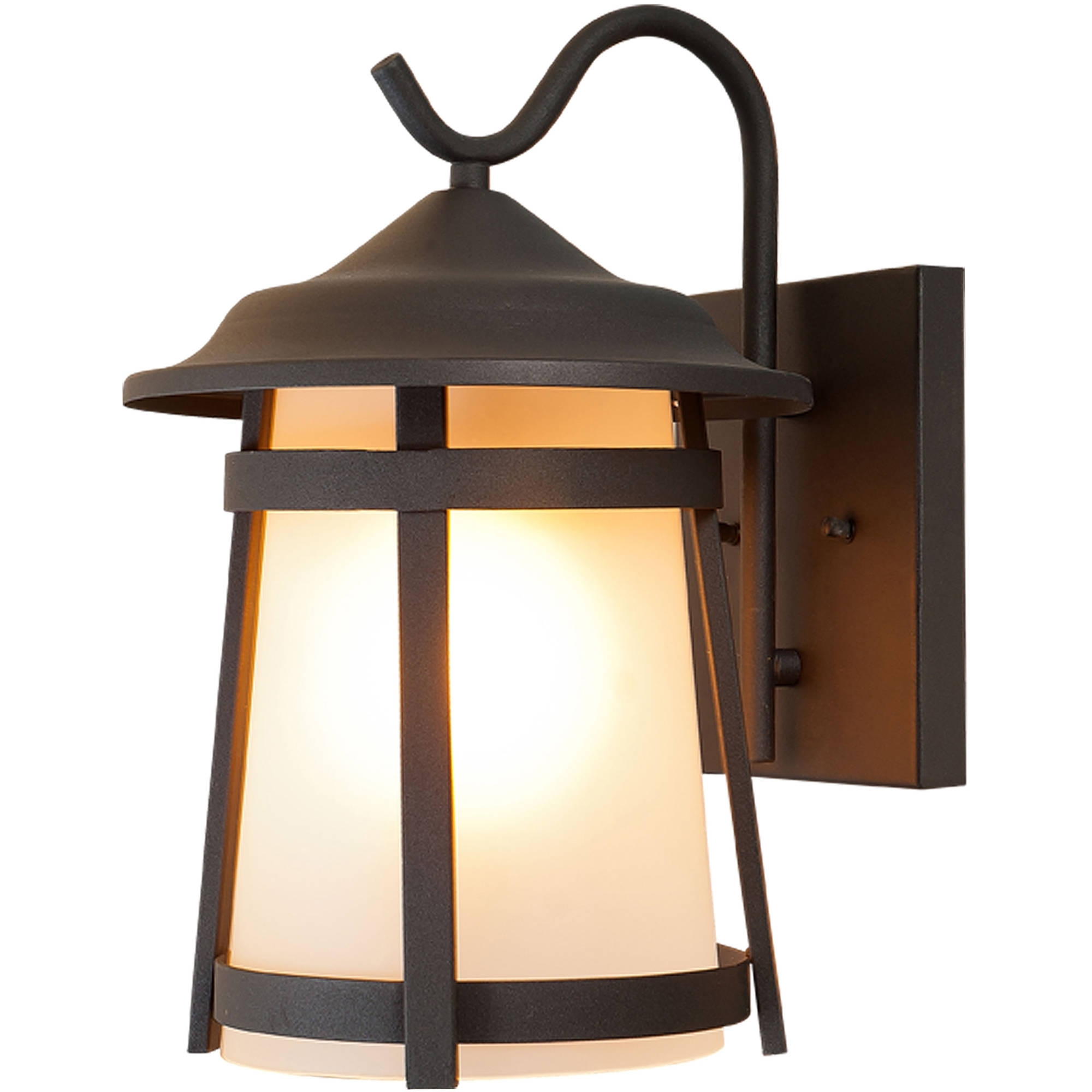 Outdoor Wall Lighting At Walmart For Widely Used Litex Industries Outdoors Wall Lighting Litex Outdoor Wall Light (View 10 of 20)