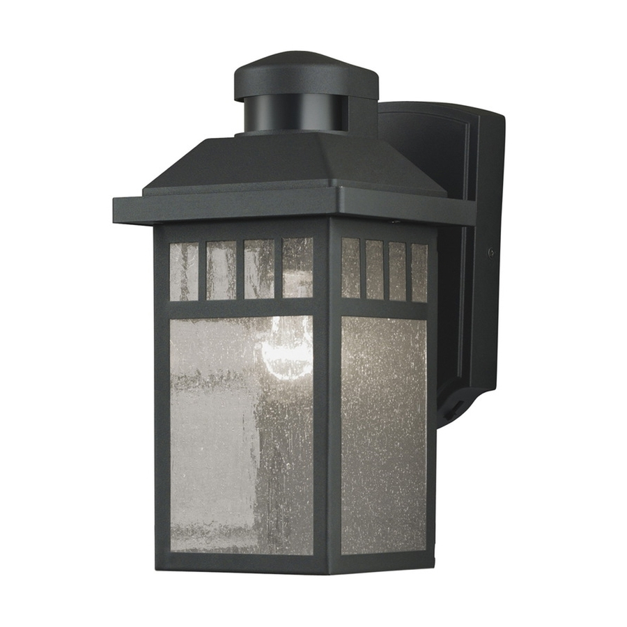 Outdoor Wall Lighting With Motion Activated For Most Popular Shop Portfolio (View 6 of 20)
