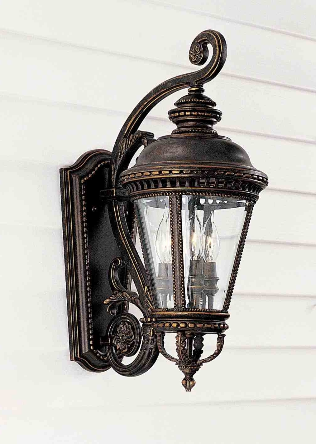 Outdoor Wall Lighting With Photocell In Famous Lantern Rhetownncountrycom Outdoor Outdoor Wall Lights With (View 12 of 20)