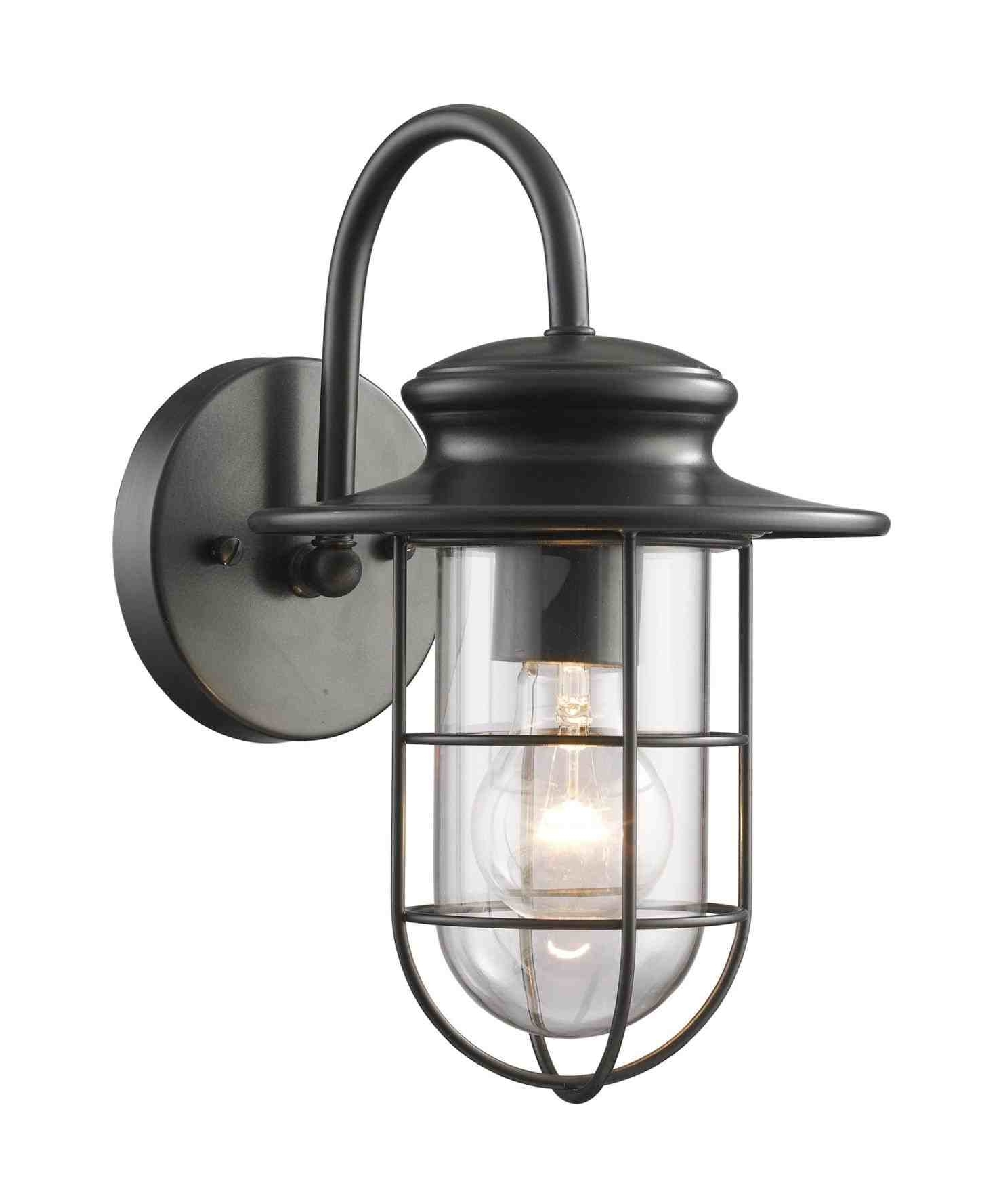 Outdoor Wall Lighting With Photocell Intended For Newest Lantern Rhetownncountrycom Outdoor Outdoor Wall Lights With (View 13 of 20)