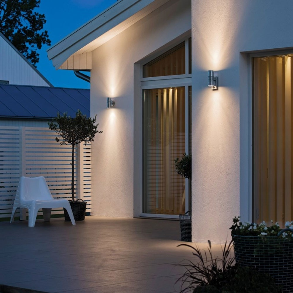 Outdoor Wall Lights (View 9 of 20)